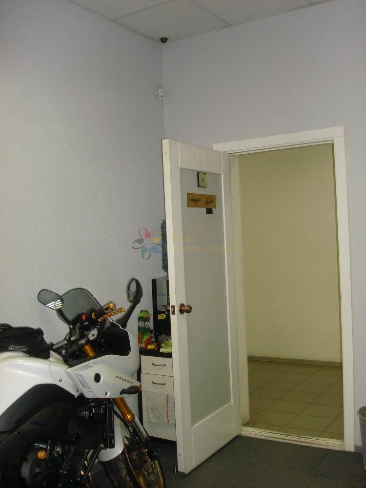 Купольная камера в офисе